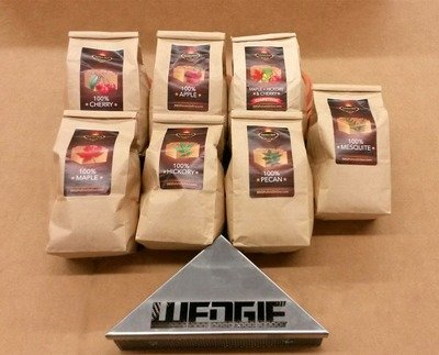 1 Smokin Wedgie with Lumber Jack 1 Pound 7 Variety Pack - Free Shipping