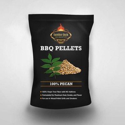100% Pecan Lumber Jack BBQ Pellets