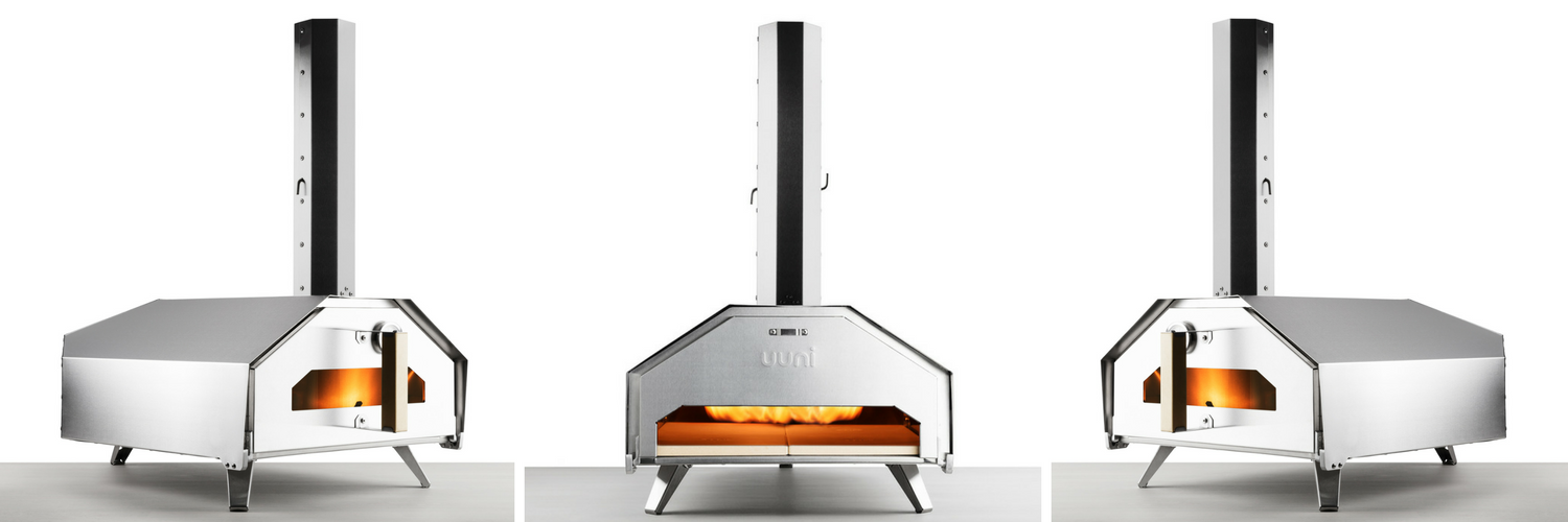Ooni (Uuni) Pro Multi-Fuel Oven w/ Pizza Stone and Pizza Peel (free shipping to lower 48)