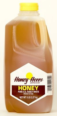 5 Pound Wisconsin Honey Squeeze Bottle