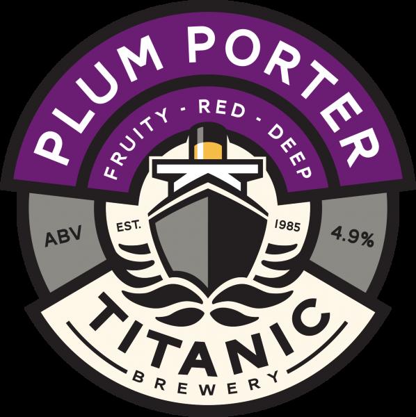 Titanic Plum Porter 4.9% TITANICB_PLP