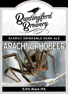 Arachnophobeer Black IPA 5.0% 00036