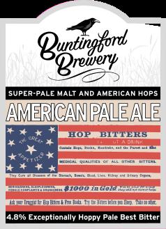 American Pale Ale 4.8% 00038