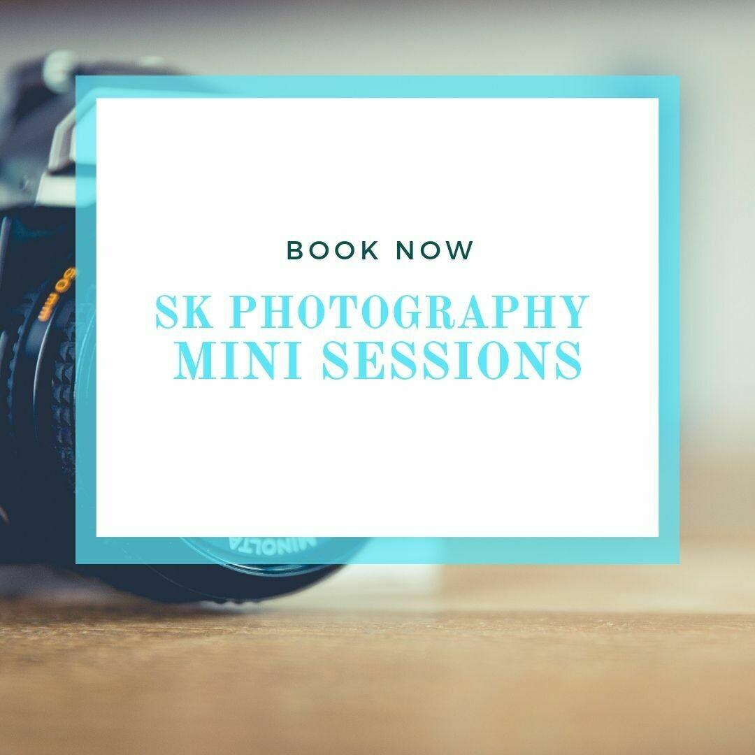 Book Your Mini Session