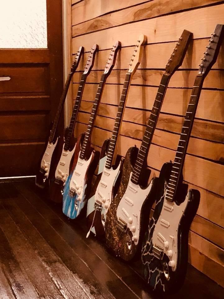 Electric Guitar Making Class