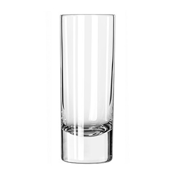 Etched 2oz shot glass