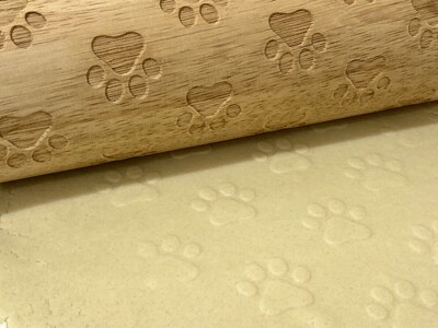 Engraved Rolling Pin