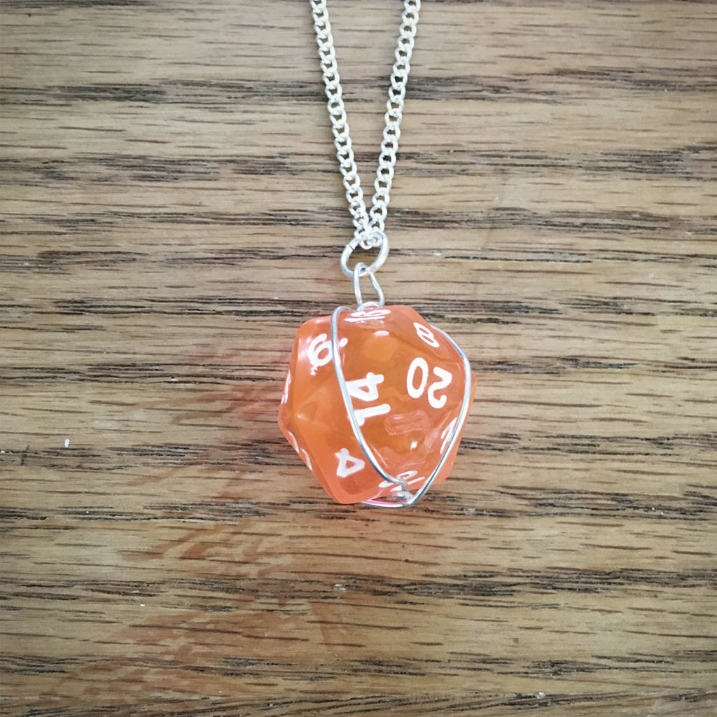 Dice Necklace DN001