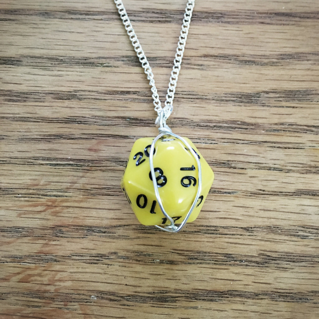 Dice Necklace DN002