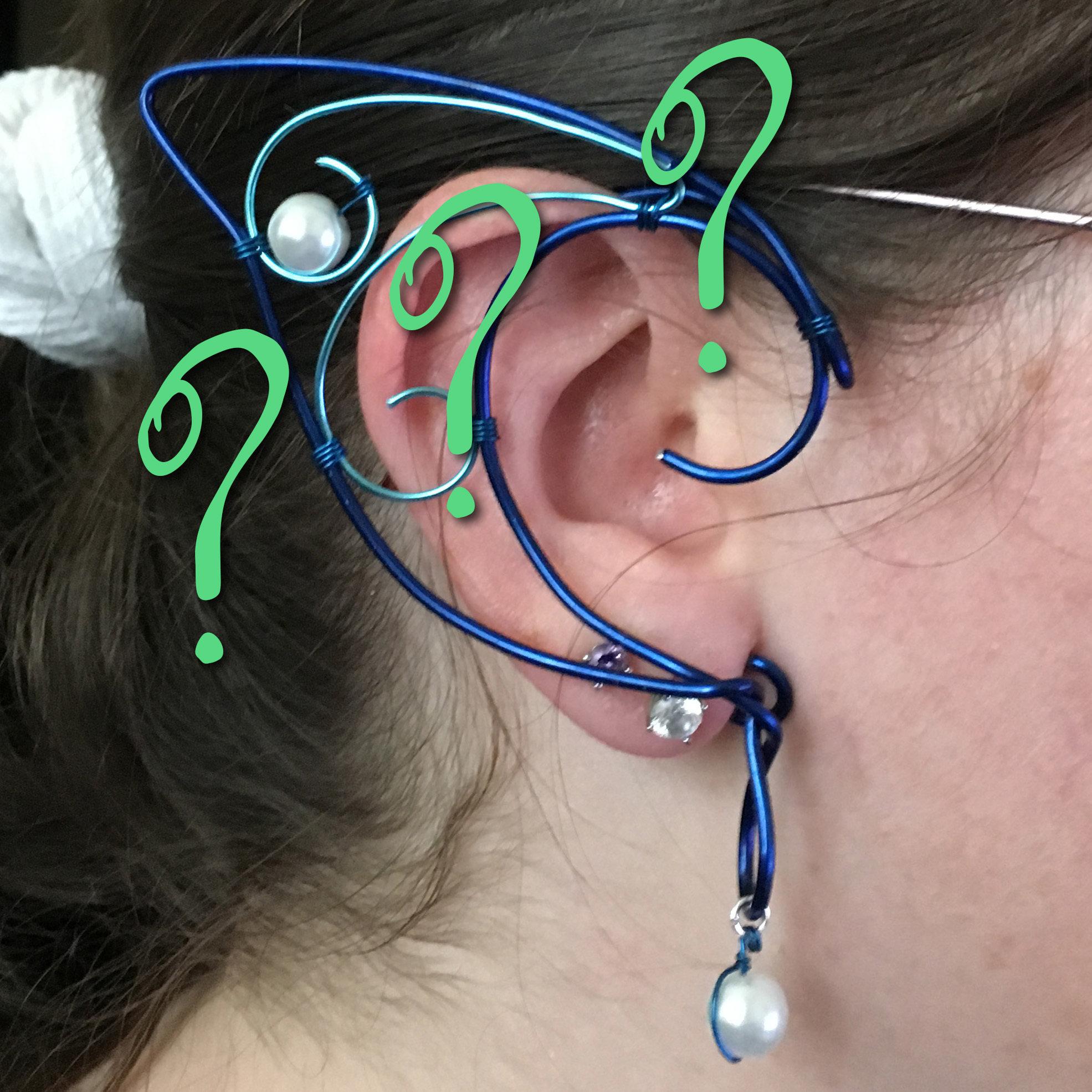 Build your own Elf Ear Cuffs EEC_custom