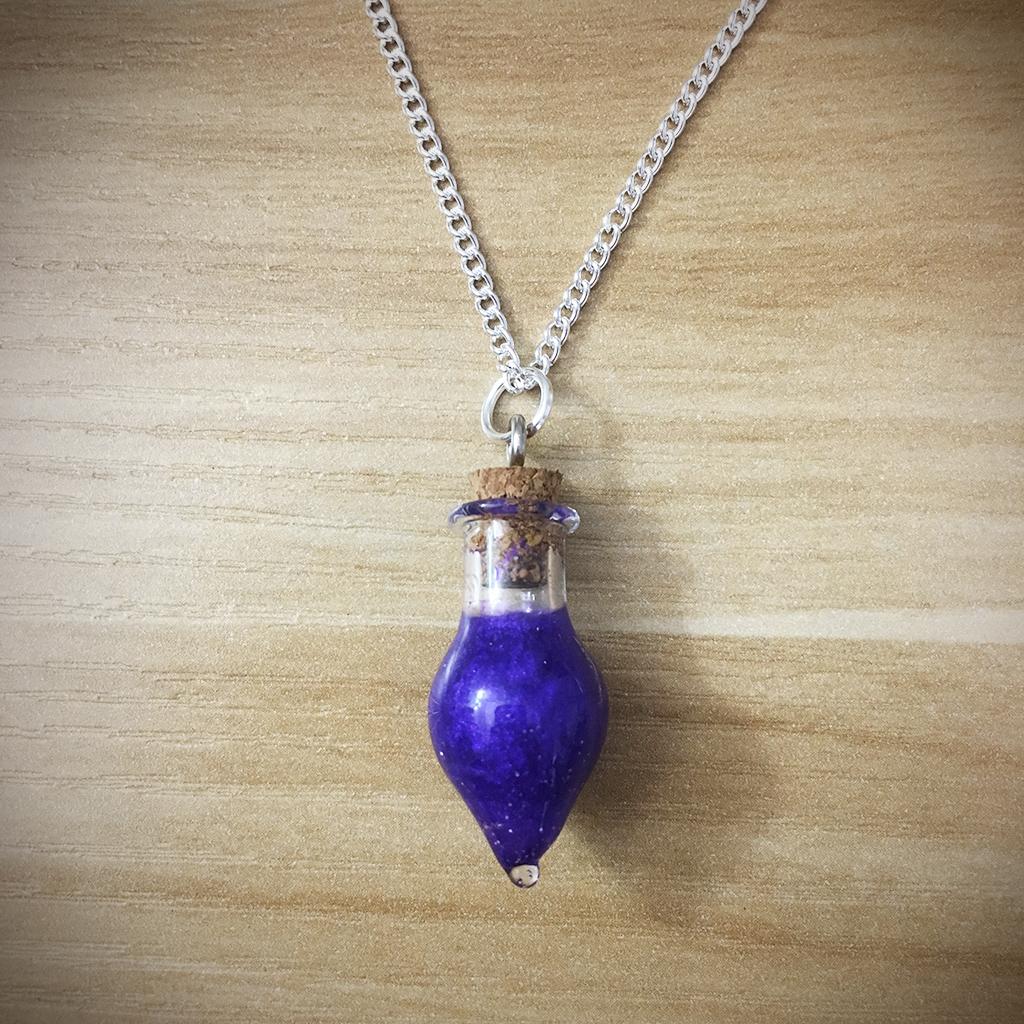 Potion Necklace - Drop Potion004