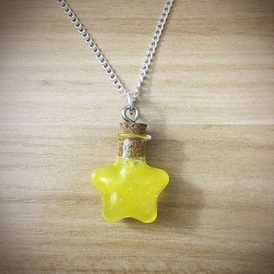 Potion Necklace - Star
