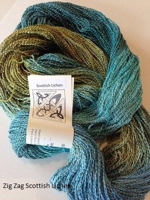 Scottish Lichen