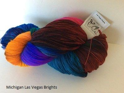 Michigan - Superwash Merino wool Michigan