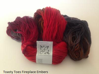 Fireplace Embers