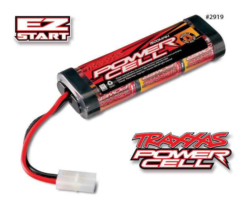 Traxxas Revo 3.3 w/rev TSM 1/10 (2.4GHz TQi Bluetooth/EZ Start)