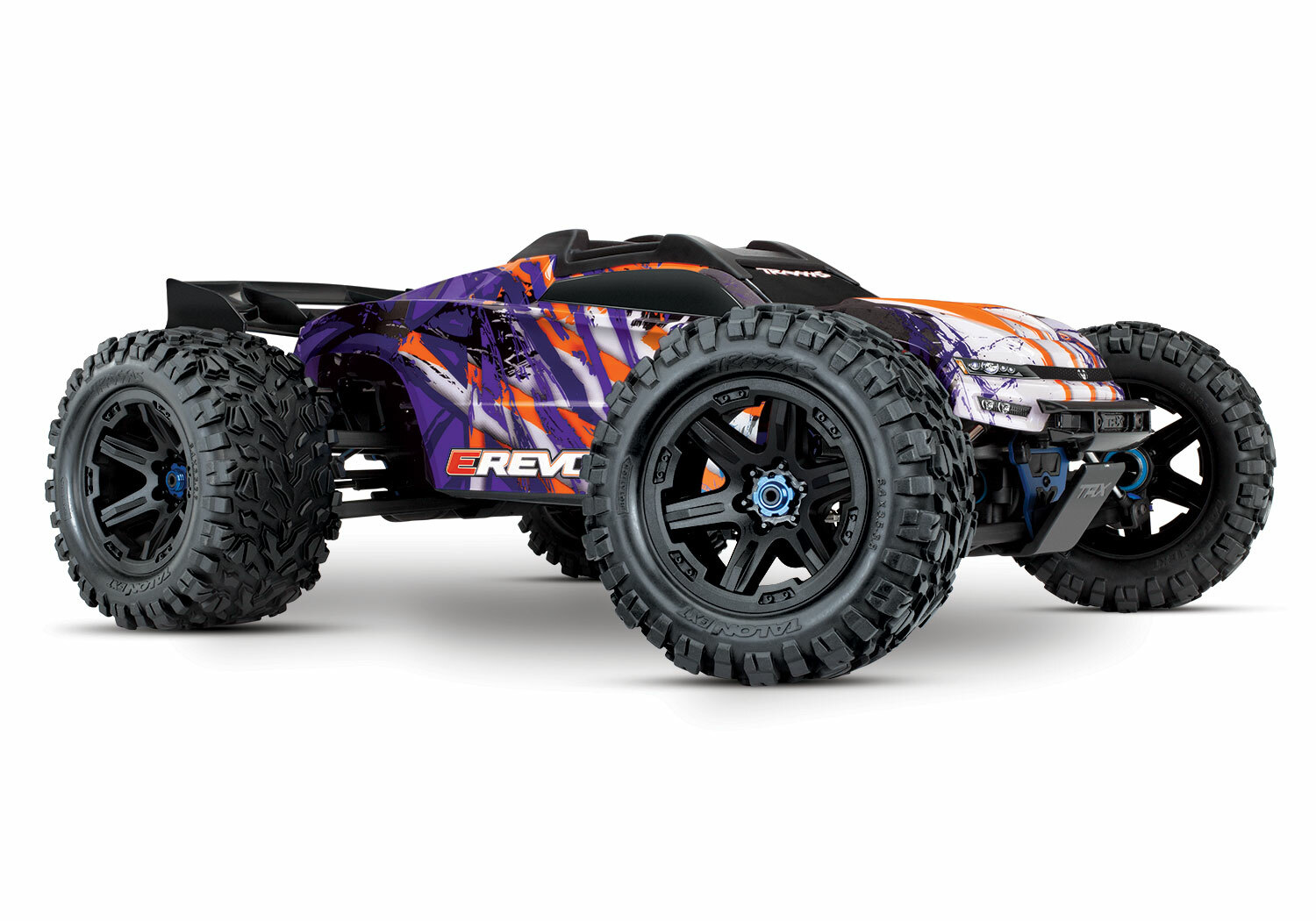Traxxas E Revo 2.0 4WD Brushless Electric Racing Monster Truck (VXL-6S/TQi/No Batt/No Chg)