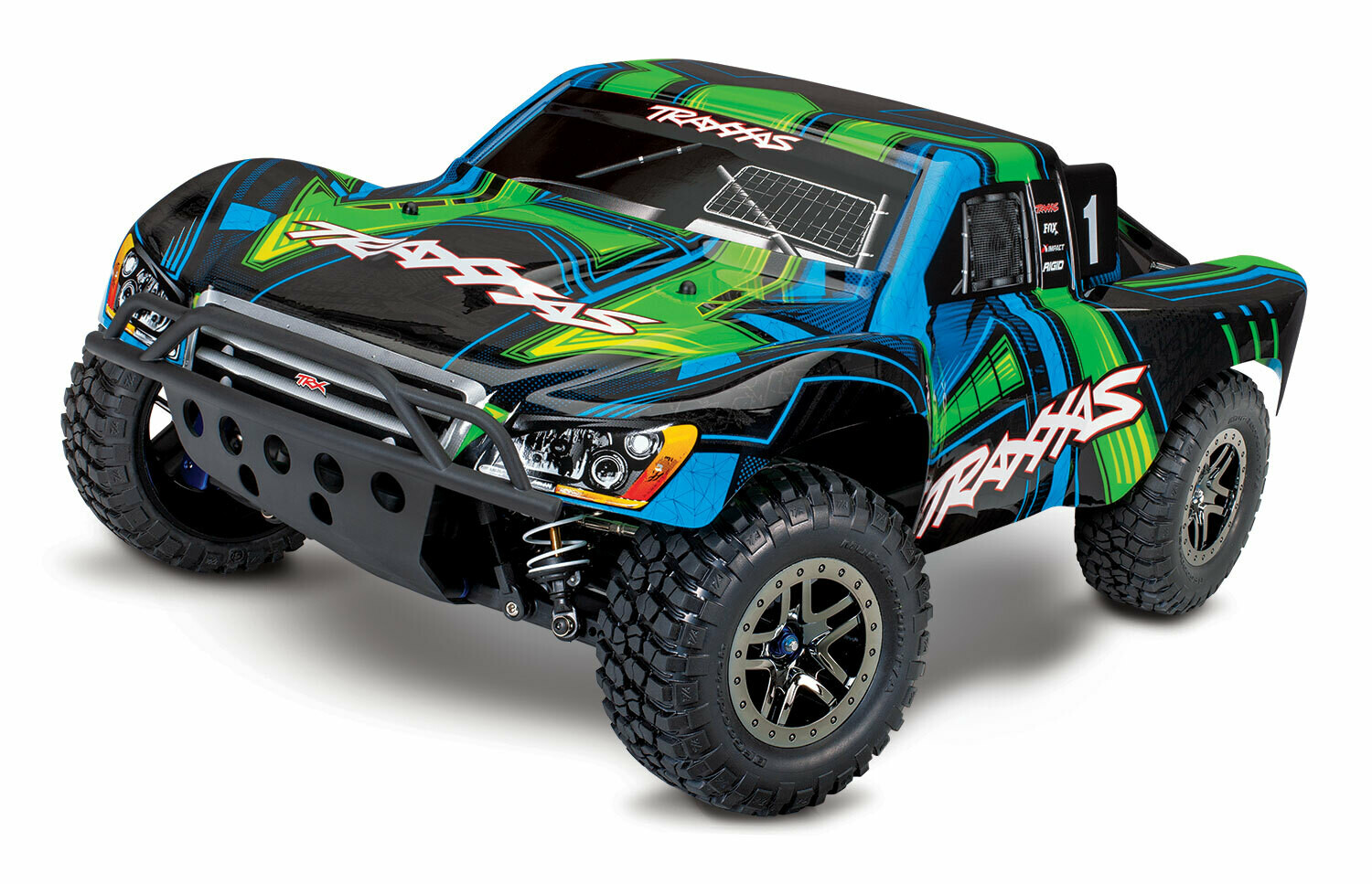 Traxxas Slash 4x4 Ultimate VXL Brushless TSM (TQi Bluetooth®/No Battery or Charger)