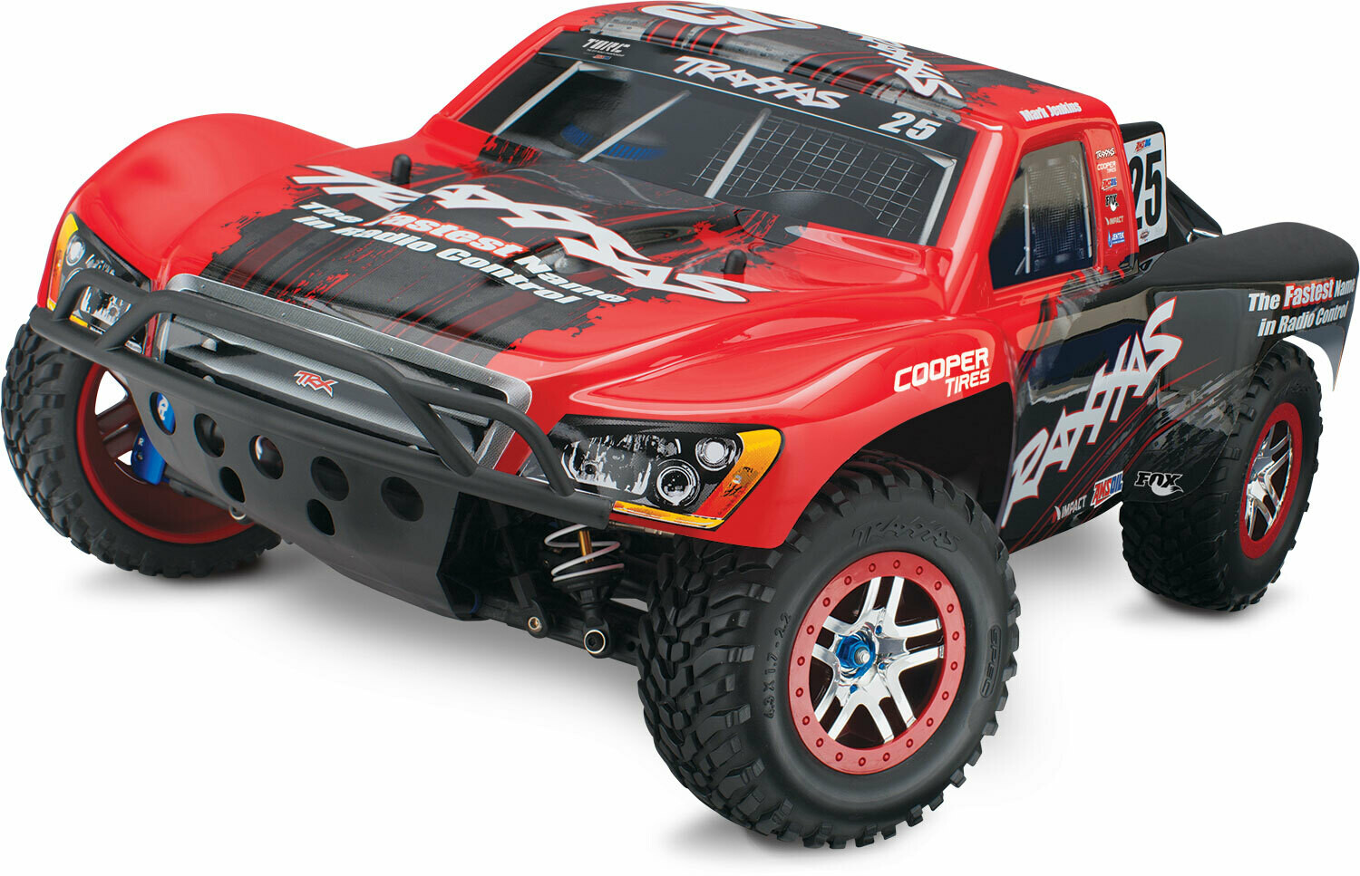 Traxxas Slash Ultimate VXL Brushless 4WD TSM OBA (TQi Bluetooth®/No Battery or Charger)