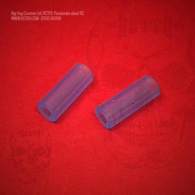 Silicone Tube Pre-Cut for Brake Links (2pcs)