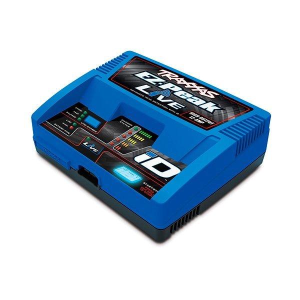 Traxxas EZ-Peak Live, 100W, NiMH/LiPo Bluetooth ID Charger