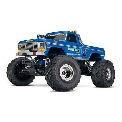 Traxxas BigFoot No.1 Original Monster Truck XL-5 (TQ/8.4V/DC Chg) C-TRX36034-1