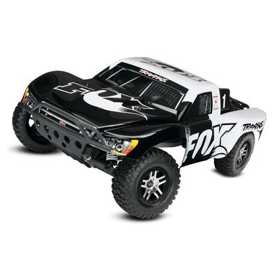 Traxxas Slash VXL Brushless 2WD TSM (TQi/No Batt or Chg) C-TRX58076-4