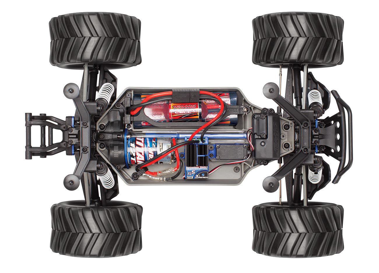 Traxxas Stampede XL-5 4WD (TQ/8.4V/DC Chg)