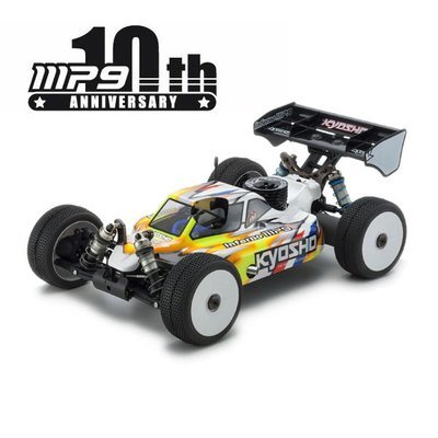Kyosho Inferno MP9 TKi4 1/8 Off Road Buggy Kit 10th Anniversary Special Edition K.33011B