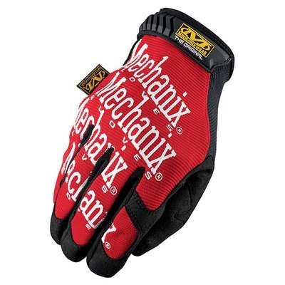 The Original Work Gloves Red/Small MG-02-008