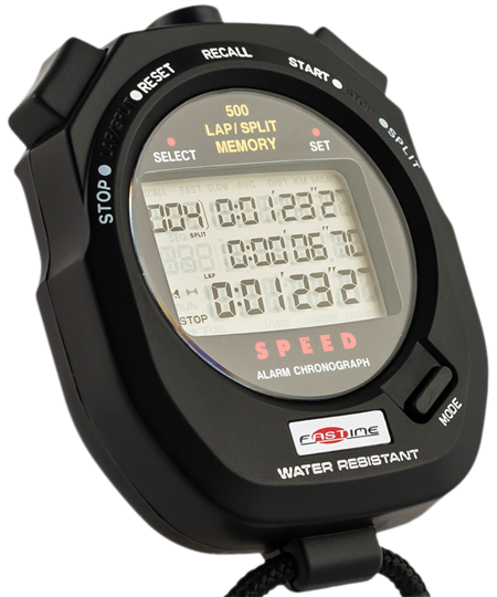 Stopwatch for RC Racing