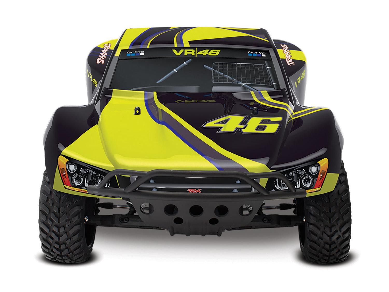 Traxxas Slash XL-5 VR46 1/10 2WD (TQ/8.4V/DC Chg)