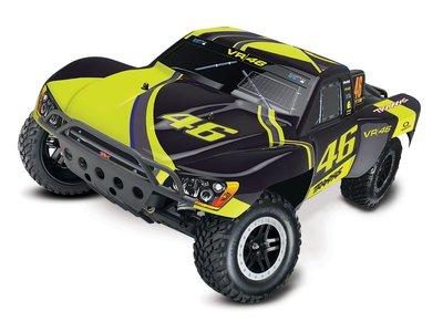 Traxxas Slash XL-5 VR46 1/10 2WD (TQ/8.4V/DC Chg) TRX58034-1VR