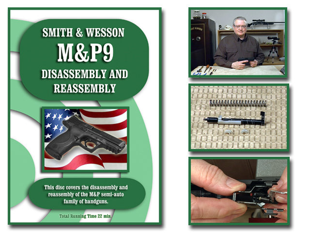 Smith & Wesson M&P (Military Police)