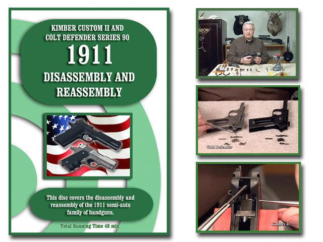 1911 Kimber Custom II and Colt Defender