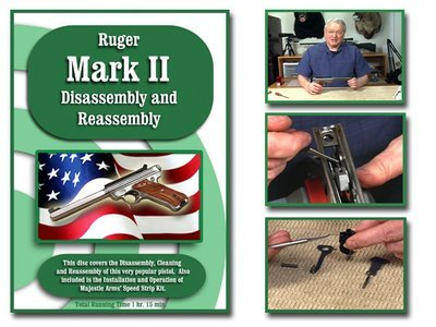Ruger Mark II 22 Pistol