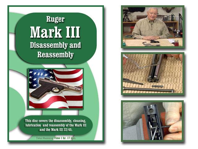 Ruger Mark III Pistol