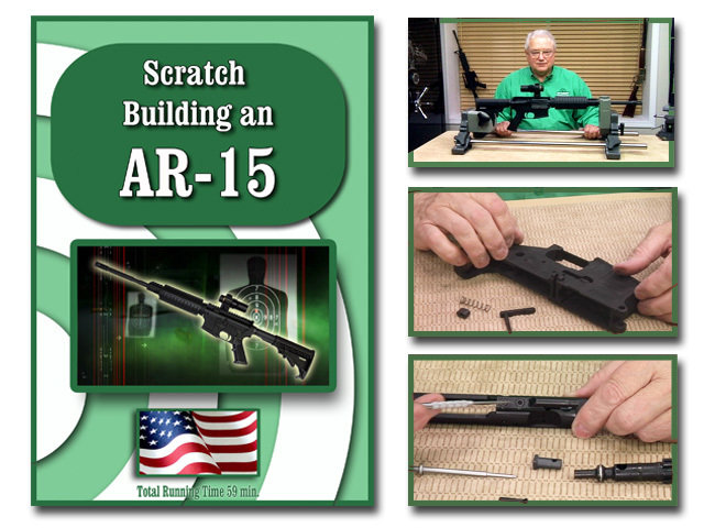 AR-15: Scratch Building an AR-15