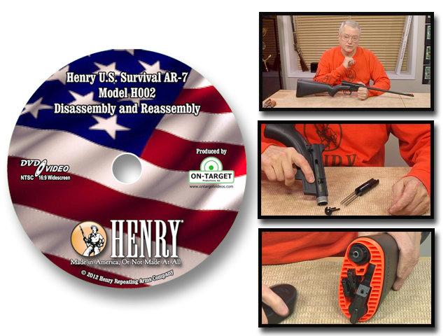 Henry H002 U.S. Survival AR-7