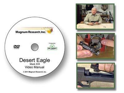 Magnum Research Desert Eagle XIX
