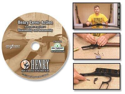 Henry H001M (.22 WMR) and H001V (17 HMR)