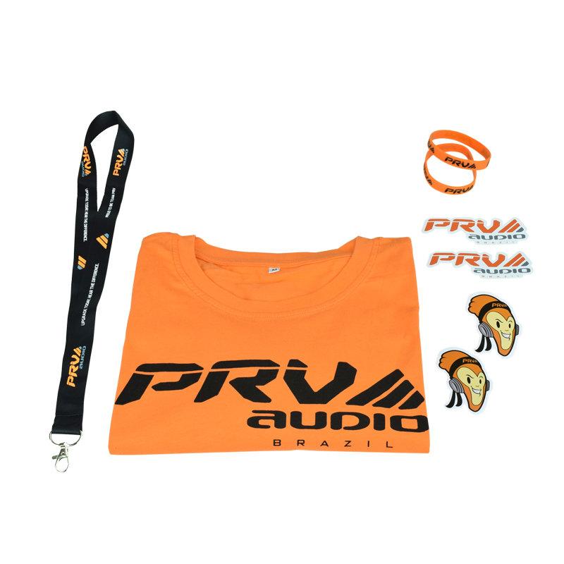 PRV Mascot T-shirt Package pck4
