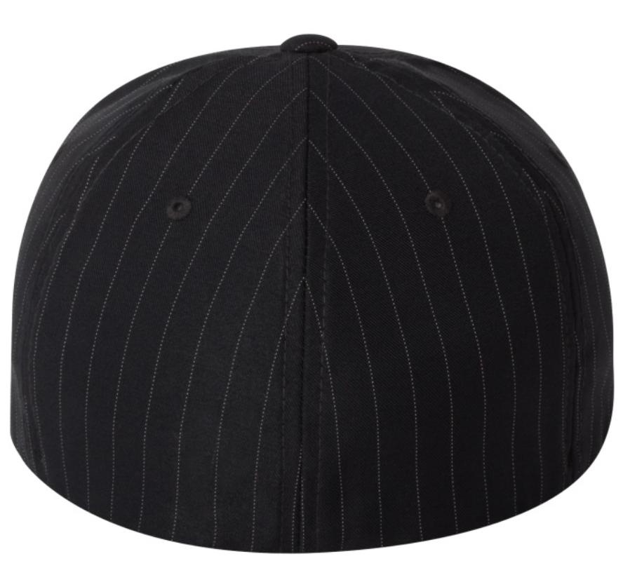 Branding Mafia Pinstripe Fitted Hat