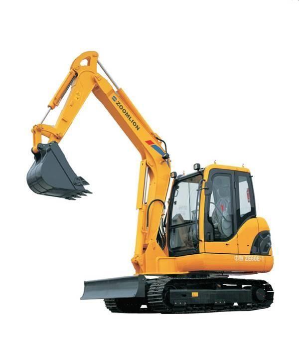Zoomlion ZE60E Hydraulic Excavator