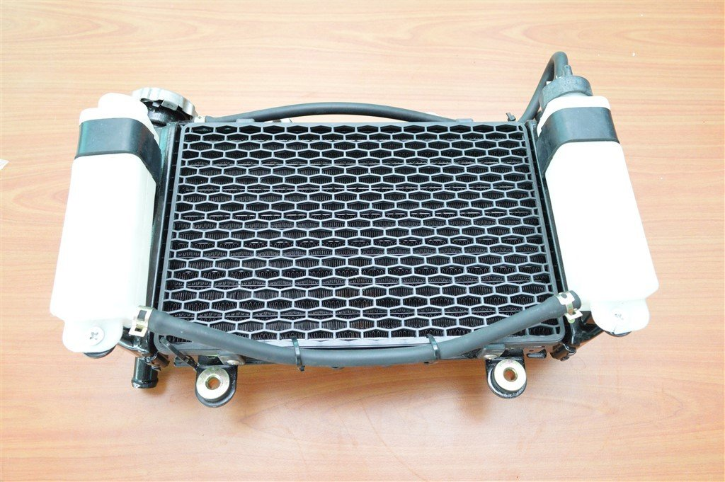 MEGELLI (MR) RADIATOR ASSEMBLY SET