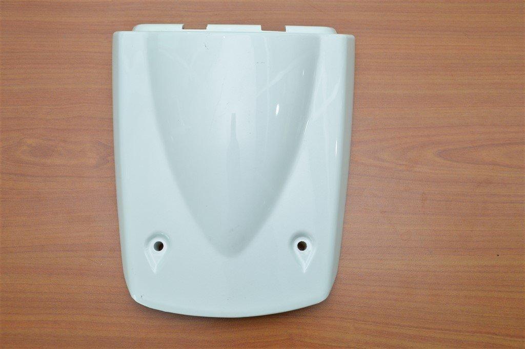 MEGELLI SEAT REAR COVER (PLASTIC) WHITE 71300-170A-0002B