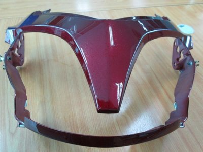 CFMOTO FRONT COVER  A010-040017-0R30 BRIGHT RED