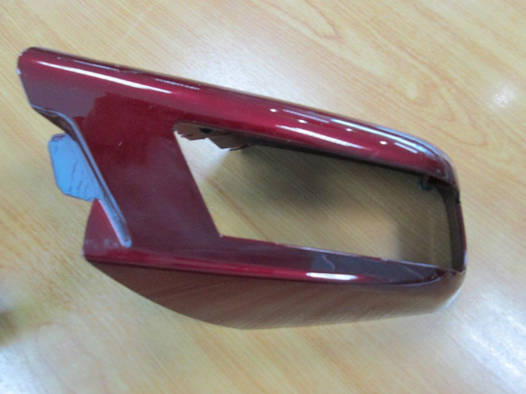 CFMOTO DECO COVER A010-041400-0R30 RH MIRROR BRIGHT RED