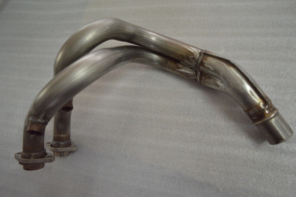 CFMOTO EXHAUST PIPE ASSY A000-020100