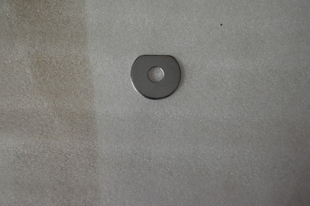 CFMOTO STOPPER II REAR STEP A000-140106